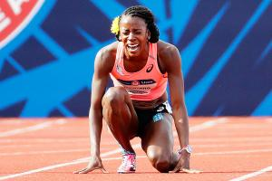 U.S. Olympic Track and Field trials: Alysia Montano, Brenda Martinez crash was unfortunate but result was fair