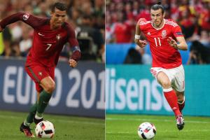 Follow Portugal vs. Wales in Euro 2016 semifinals