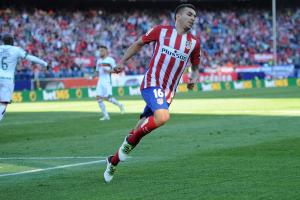 Angel Correa of Atletico Madrid will play for Argentina at the Olympics this summer