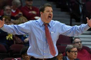 Chris Beard talks Little Rock, UNLV & Texas Tech