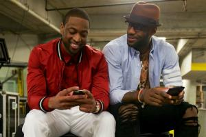 Dwyane Wade says LeBron James is too cheap to pay cell phone roaming