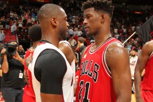 Butler wants Wade, Rondo to hold him accountable