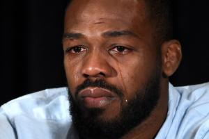 Watch: Jon Jones gives emotional press conference