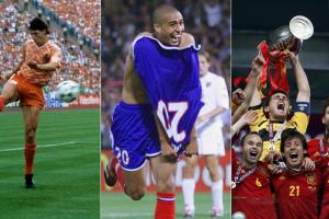 Panenka, golden goal and 5 best Euro finals ever