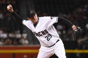 Boston Red Sox Brad Ziegler