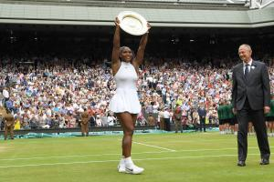 Twitter reacts to Serena Williams's Wimbledon win