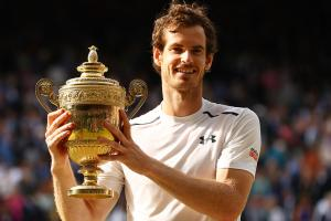 Murray beats Raonic for second Wimbledon title