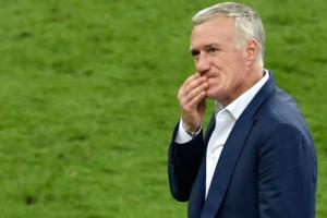 France, Deschamps let Euro 2016 title slip away