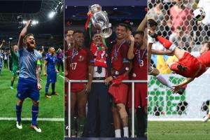 Euro 2016: Best of a month in France