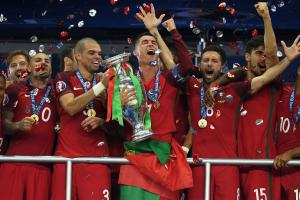Portugal grinds way to historic Euro 2016 title