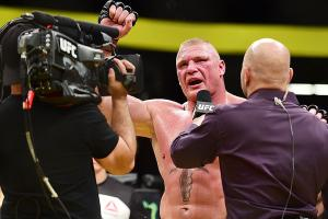 Brock Lesnar: 'We've got to stand together'