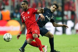 Brazil's Douglas Costa ruled out of Olympics