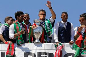 Podcast: Portugal wins Euro 2016; Ronaldo's final