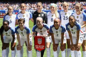 Morgan, Lloyd lead USWNT's Olympic roster