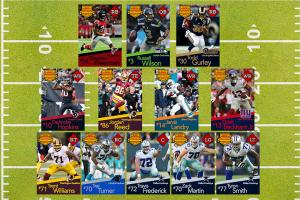 Five-Year Dynasty: Building a dream NFL offense