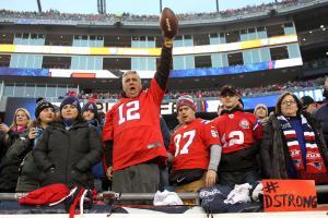 Emory study finds Patriots have NFL's best fans