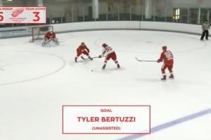Todd Bertuzzi's nephew scores nasty goal