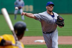 John Lackey, Chicago Cubs