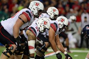 O-line will set tone for dark horse Utah in Pac-12