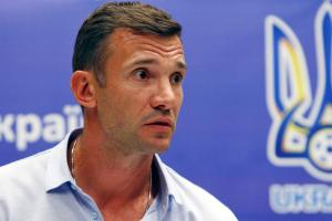 Ukraine appoints Andriy Shevchenko as manager