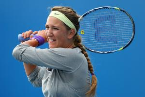 Victoria Azarenka announces she is pregnant
