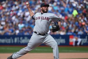 Indians place P Tommy Hunter on DL