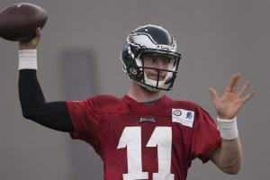 Doug Pederson: Carson Wentz likely to be inactive