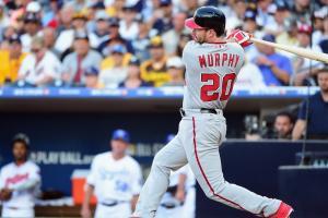 Daniel Murphy hits game-tying home run vs. Pirates