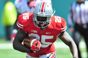 Ohio State RB Bri'onte Dunn dismissed from team