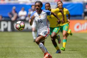 Crystal Dunn looking to star in Rio for U.S. women