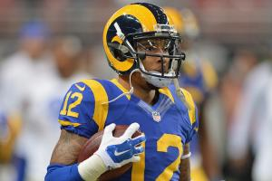 Stedman Bailey joins West Virginia coaching staff