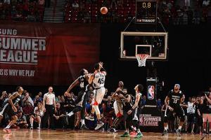 Watch: Bulls win Summer League on Valentine jumper