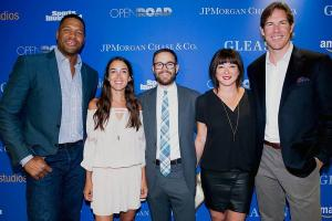 Photos: SI hosts New York premiere for 'Gleason'