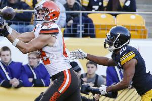 Fantasy player profile: Browns TE Gary Barnidge