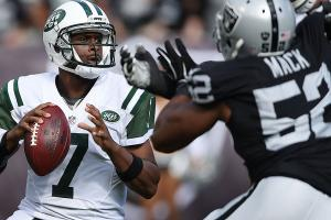 A Jets hypothetical: What if Geno Smith isn't bad?