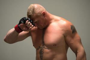Brock Lesnar's drug test saga continues