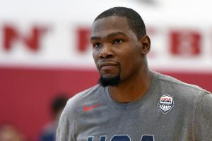 Durant on Brady: I couldn't let him distract me