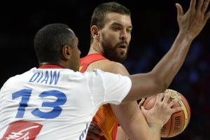 Marc Gasol out for Spain at Rio Olympics
