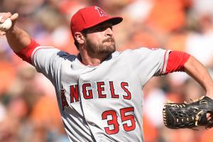 Angels' Nick Tropeano has UCL tear in right elbow
