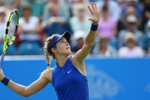 Genie Bouchard has a good opinion on West v. Swift