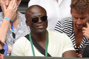Watch: Seal sings 'Kiss from a Rose' for Djokovic