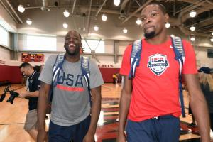 USA Basketball streaming exhibitions on Facebook