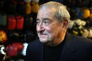 Bob Arum shepherding next generation of boxers
