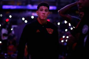 Suns' Devin Booker on the road to stardom