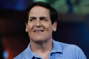 Mark Cuban mocks Donald Trump on Late Show