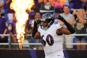 Former Ravens OT Eugene Monroe to retire