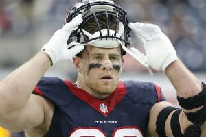 J.J. Watt has back surgery, placed on PUP list