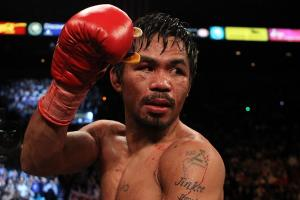 Pacquiao's return from retirement set for Nov. 5