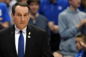Krzyzewski calls NC bathroom bill 'embarrassing'