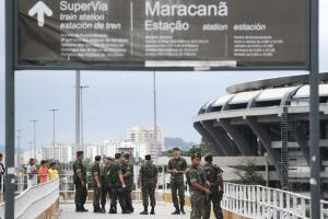 Police investigating suspected ISIS group in Rio